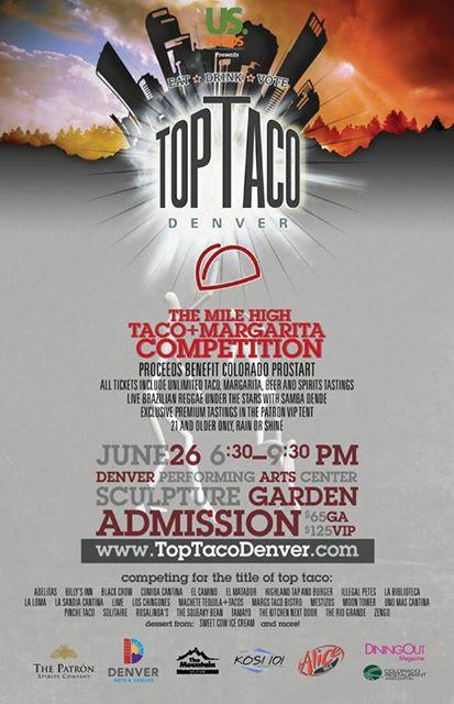 TOP TACO FB Poster